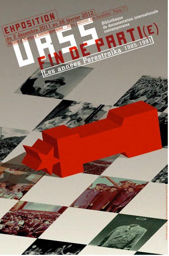 <em></noscript>URSS : Fin de parti(e). Les années Perestroïka</em> à la BDIC à partir du 2 décembre