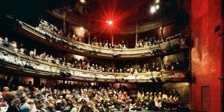 Musique et théâtre intimement liés pour la saison 2011/2012 des Bouffes du nord