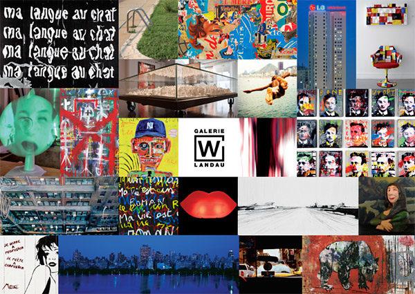 Le rentrée des artistes, c'est à la Galerie W le 15 septembre