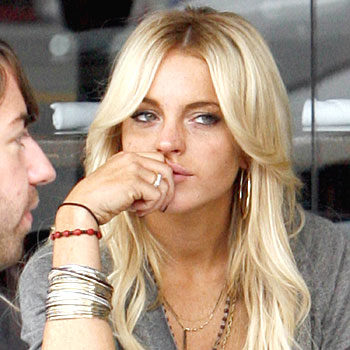 Lindsay Lohan porte plainte contre Pittbull