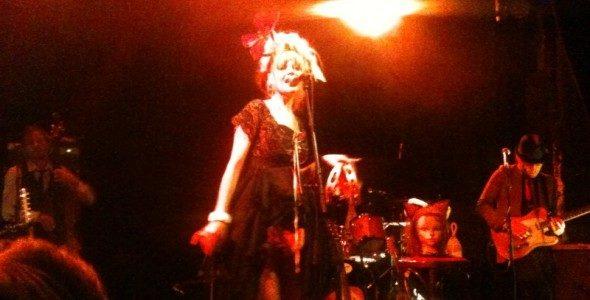Nadeah en concert sauvage le 4 août au Parc des Buttes Chaumont
