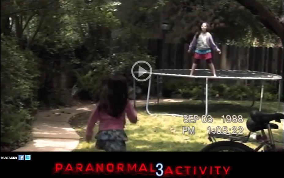 Paranormal Activity 3 : en attendant la sortie du film le 19 octobre, voici la bande-annonce