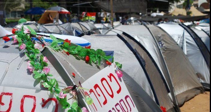 La part culturelle du mouvement social israélien : «Le Boulevard Rothschild est un happening artistique permanent»