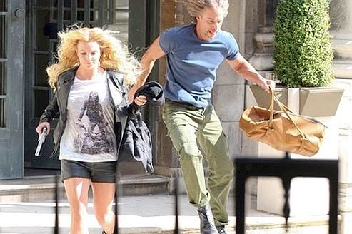 Britney choque encore