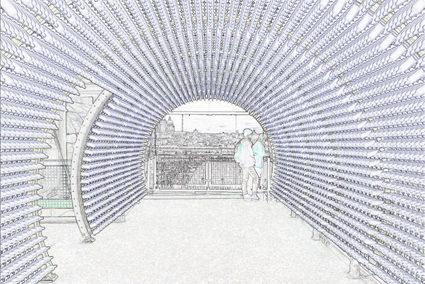 Installation éphémère de Bryan Mc Cormack au Centre Pompidou, à partir du 22 novembre