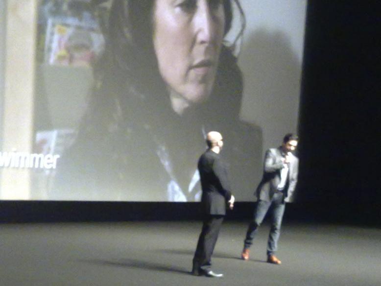David Schwimmer présente Trust au festival du Film Américain de Deauville