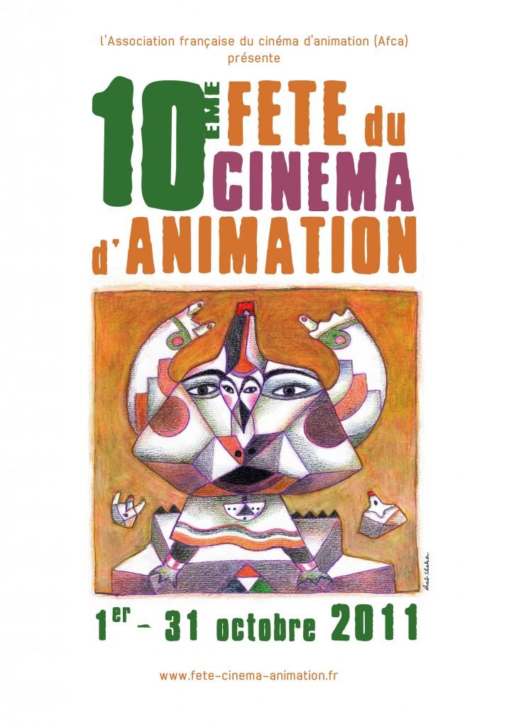 10ème édition de la Fête de l'animation
