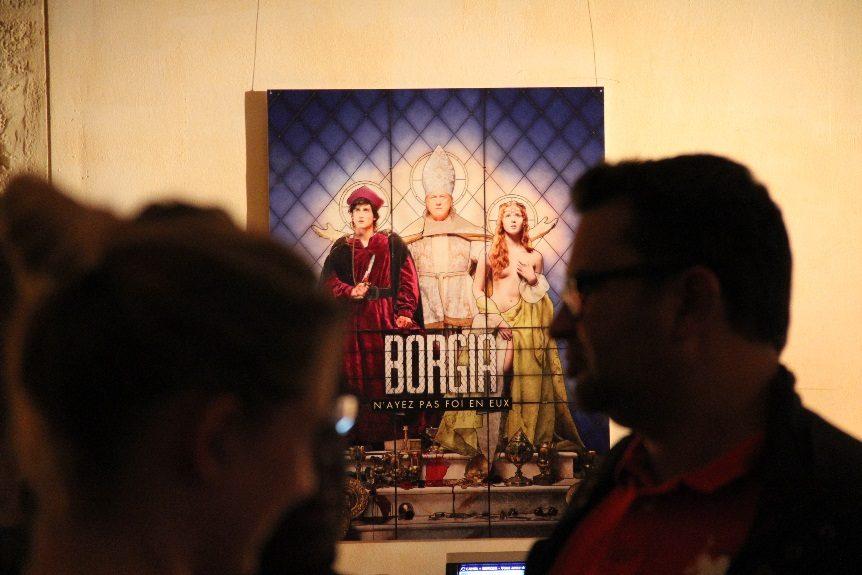 Live-report: avant-première des Borgia de Canal +