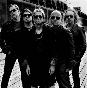 Metallica & Lou Reed: White Light White Heat