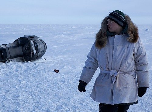 On the ice, le thriller polaire de Andrew Okpeaha MacLean