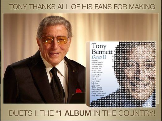 Tony Bennet, 85 ans, au top