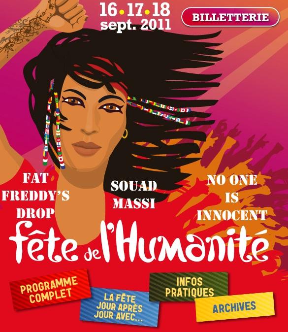 La fête de l'huma aura lieu les 16, 17 et 18 septembre avec Joan Baez !