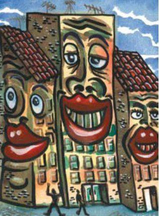Art et psychiatrie : un événement atypique organisé par l'association Futur composé