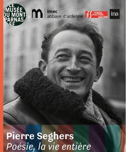 L'itinéraire d'un homme de lettres: une exposition Pierre Seghers au musée du Montparnasse