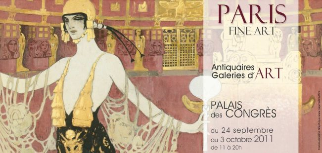 Paris Fine Art du 24 septembre au 3 octobre
