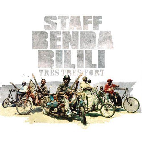 Staff Benda Bilili à l'Olympia le 11 octobre 2011 !