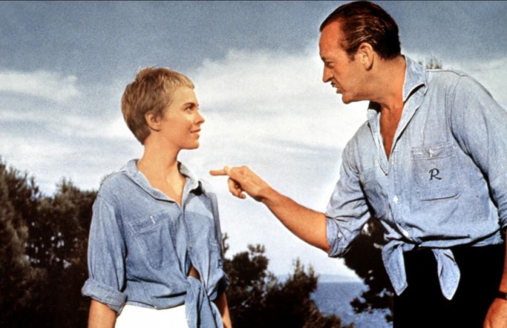 Gagnez 5×2 places pour la réédition du film Bonjour Tristesse d'Otto Preminger, avec Jean Seberg