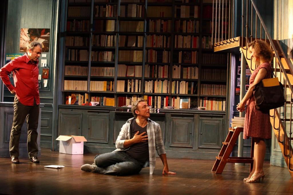 <em></noscript>Entre deux Ils</em>, une jolie pièce au Théâtre de l'Oeuvre