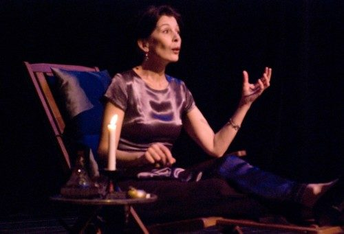 Madame… de Vilmorin donne la parole à l'élégante Louise au Théâtre du Petit Montparnasse