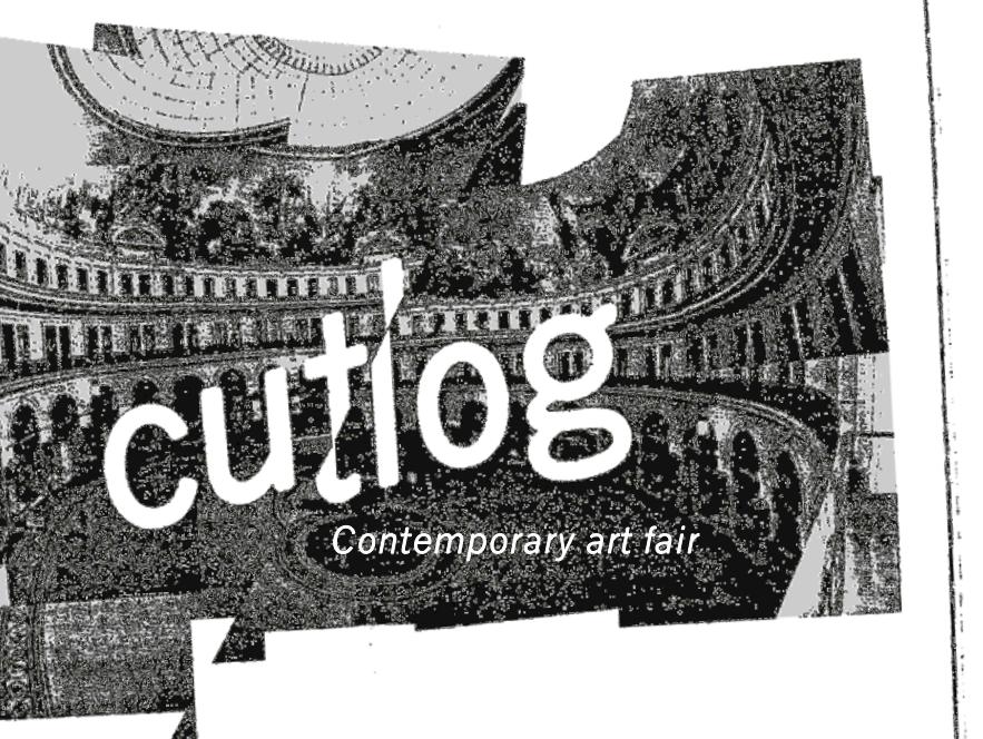 La foire d'art contemporain, cutlog, revient à Paris