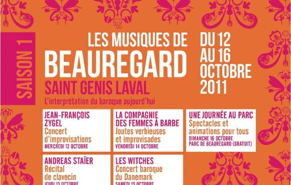 Festival Les Musiques de Beauregard : Une 8e édition entre baroque et humour