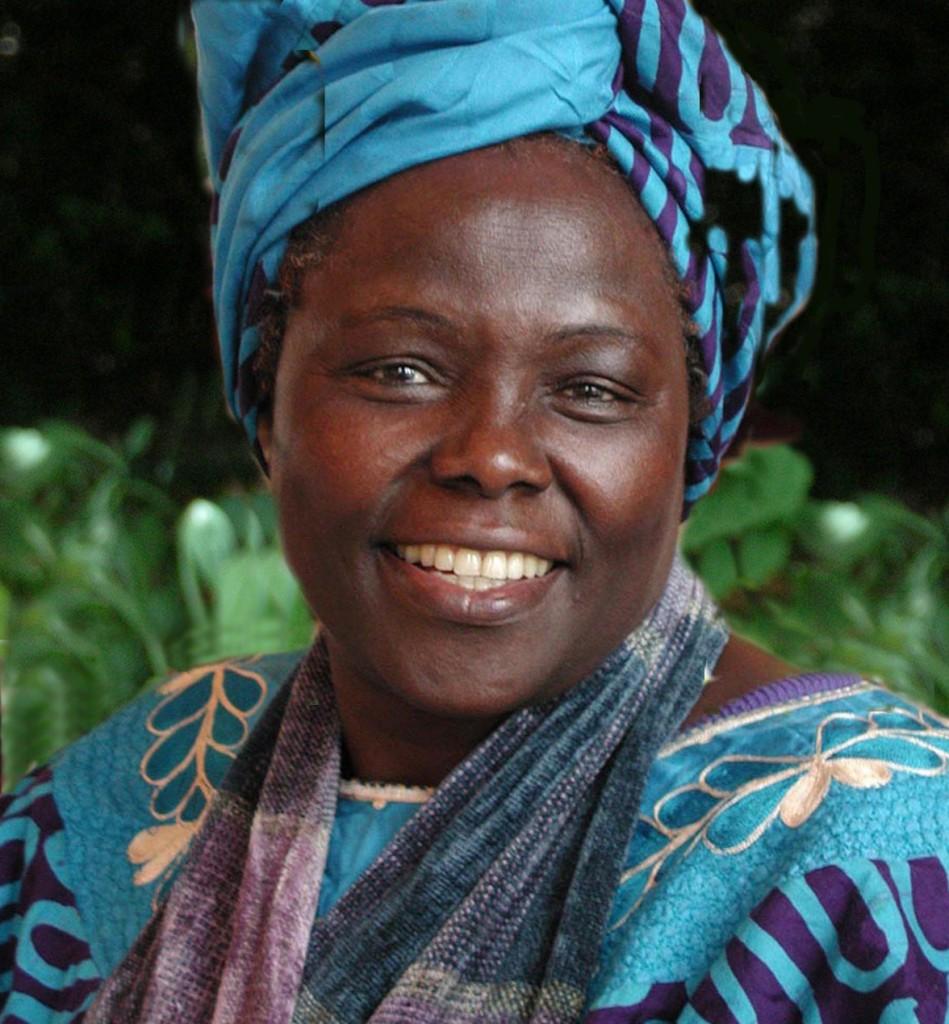 Wangari Maathai, « the tree woman » disparait