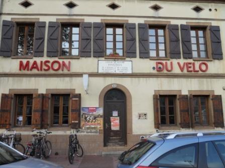 Ouverture de la maison du vélo à Paris