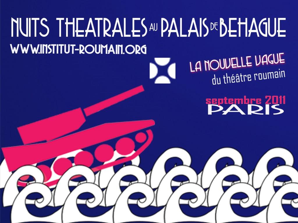 Nuits Théâtrales au Palais de Béhague : la nouvelle vague du théâtre roumain