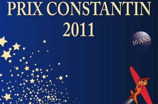 La sélection du Prix Constantin 2011