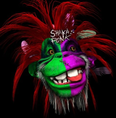 Shaka Ponk: The gay monkey's back, and he's not alone anymore