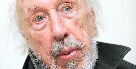 Richard Hamilton, le père du pop art anglais, est mort hier