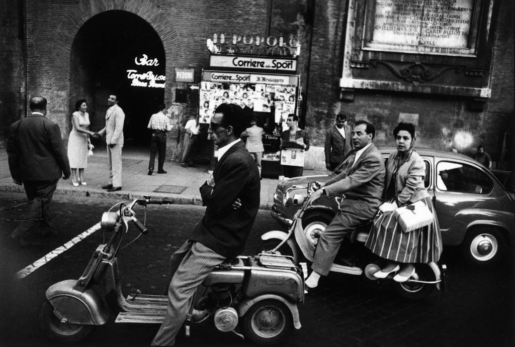 Voyage en Italie à la Maison Européenne de la Photographie