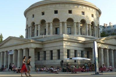 Réouverture de la Rotonde Stalingrad