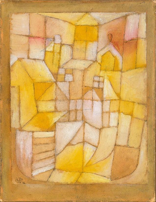 Klee, dans la musique du pinceau à la Cité de la Musique