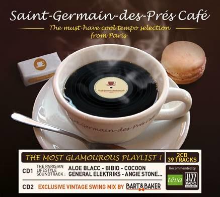 Soirée Saint-Germain des Prés au club des Saints-Pères le 20 octobre