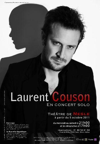 Laurent Couson, désirable salaud au Théâtre de Nesles