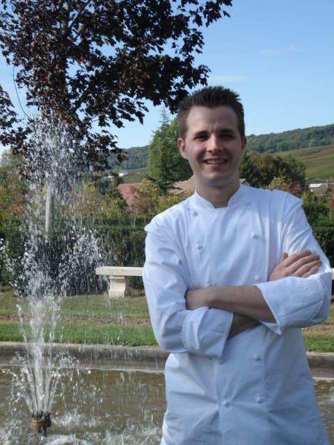 Rencontre avec Michaël Nizzero, 29 ans et une étoile au Guide Michelin