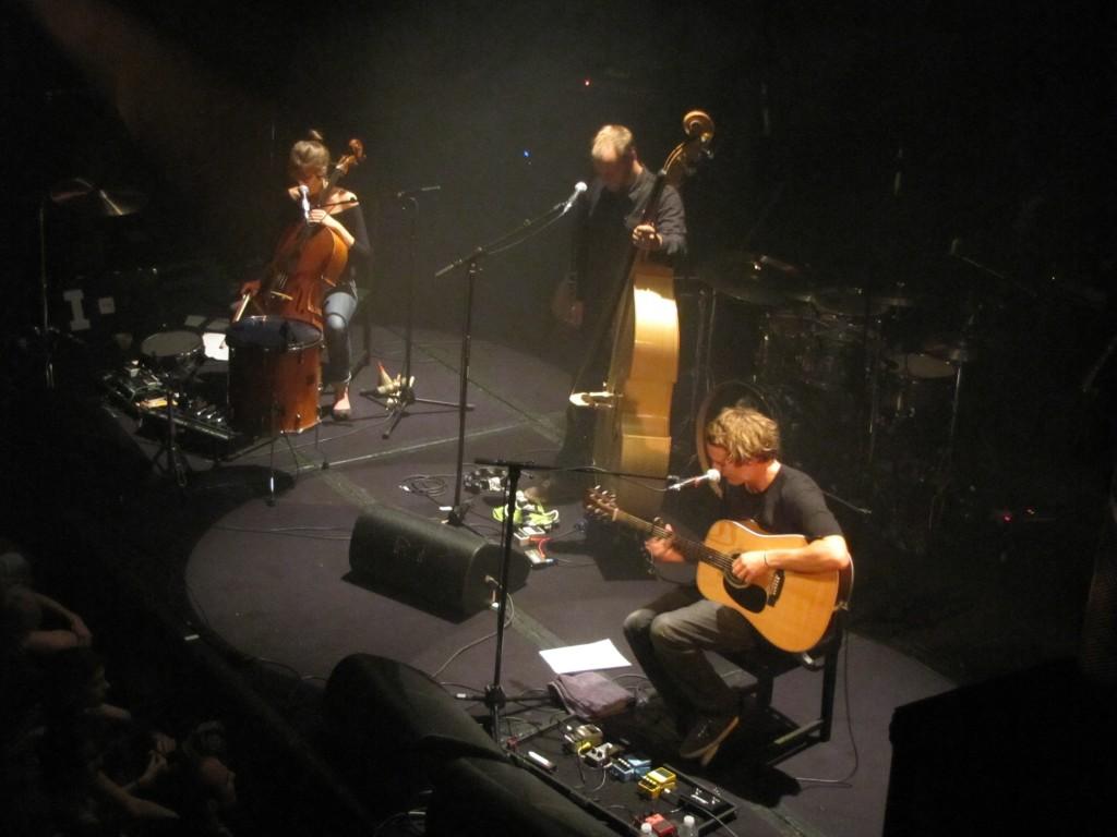 Live Report: Ben Howard berce le Café de la Danse le 5/10/2011