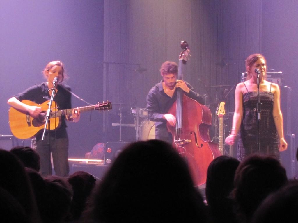 Live Report: du blues au féminin avec June et Lula le 14/10/2011
