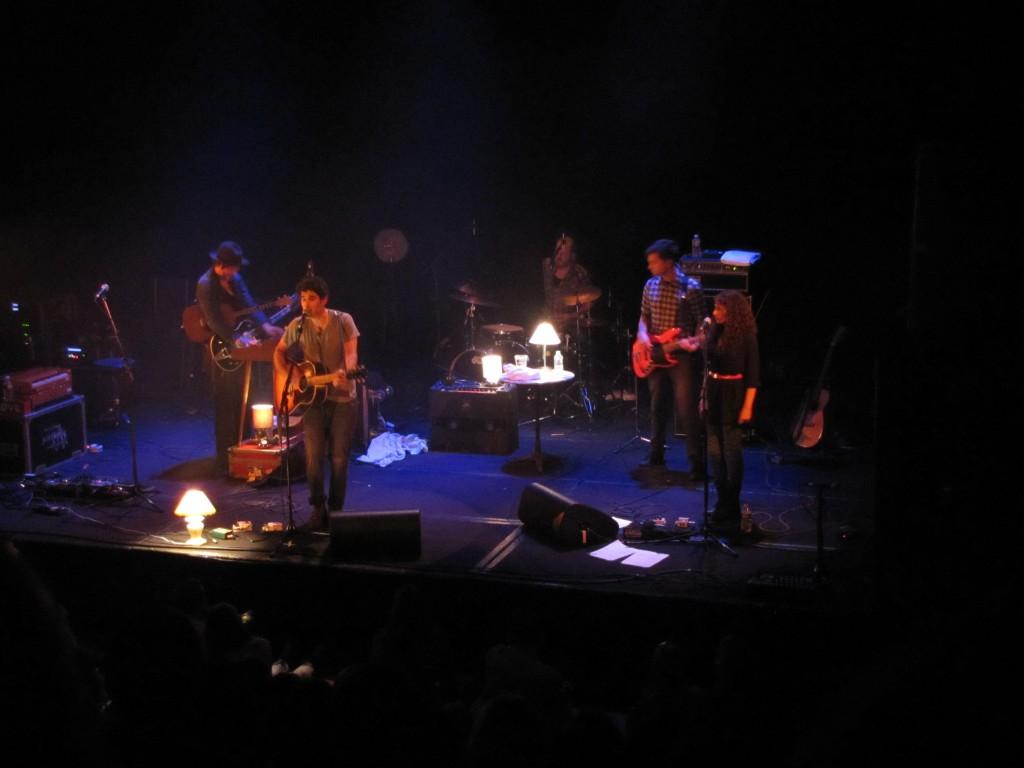 Live report: de la douceur avec Joseph Arthur et Joshua Radin au Café de la Danse le 18/10/2011
