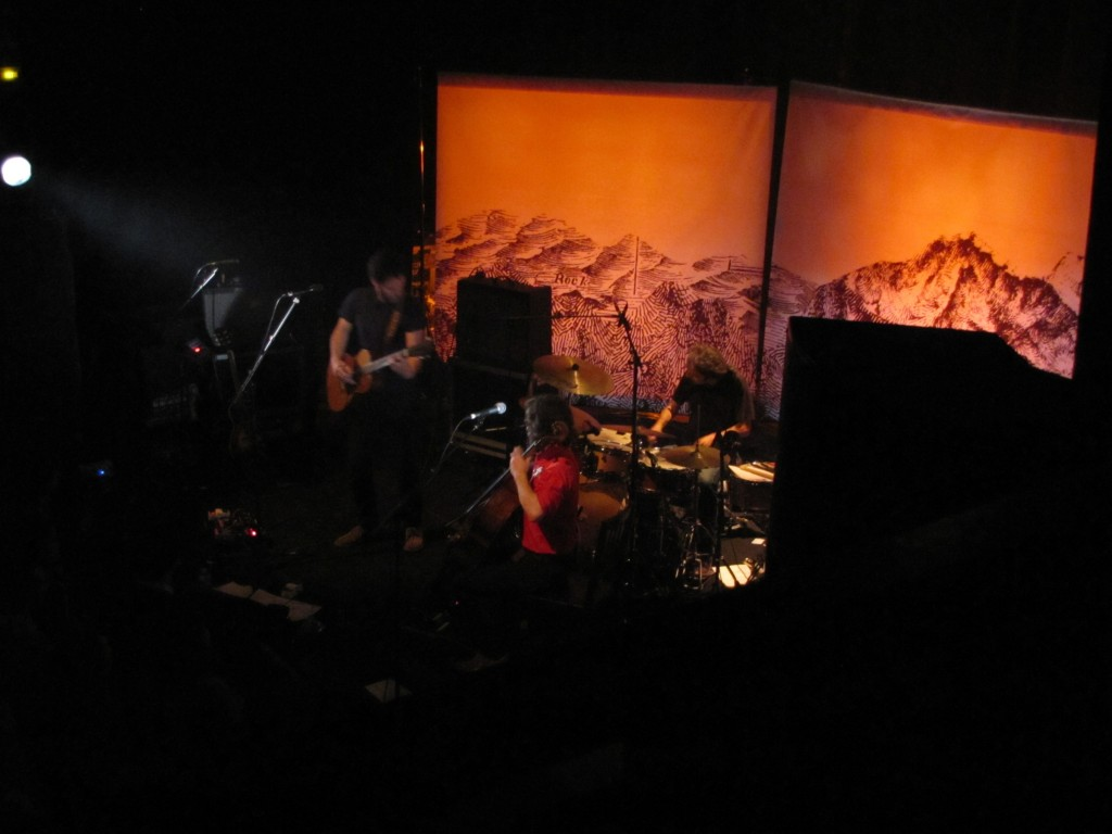 Live report: Piers Faccini apaise le Café de la Danse le 25/10/2011