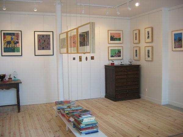 La galerie Jeanne Robillard vous rend votre âme d'enfant