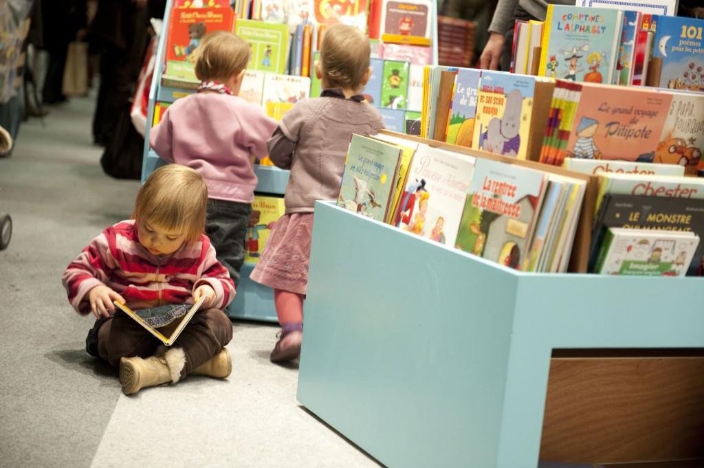En piste pour le Salon du livre et de la presse jeunesse de Montreuil !