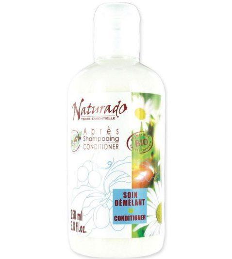 Naturado : un Après shampoing soin démêlant qui ne tient pas ses promesses