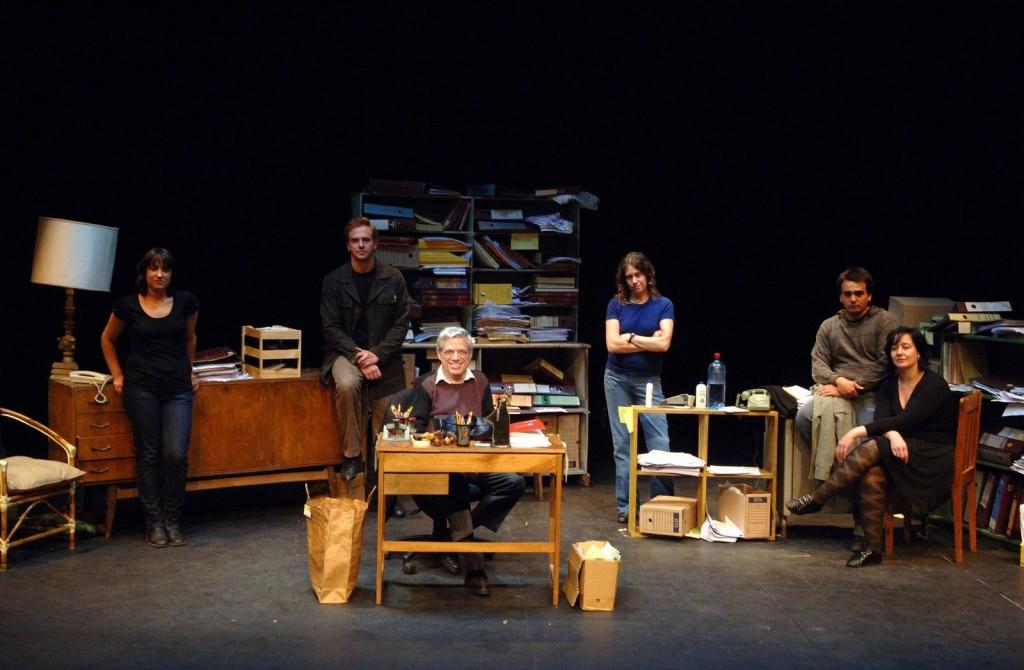 Tercer Cuerpo, le théâtre humble et grandiose de Claudio Tolcachir