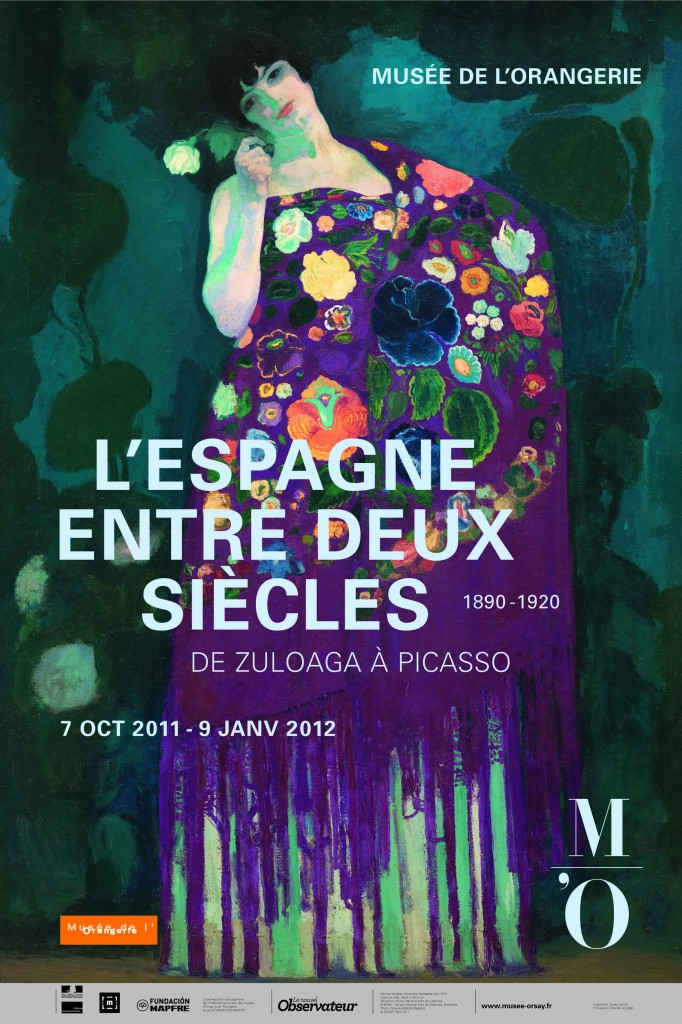 Les couleurs de l'Espagne au musée de l'Orangerie