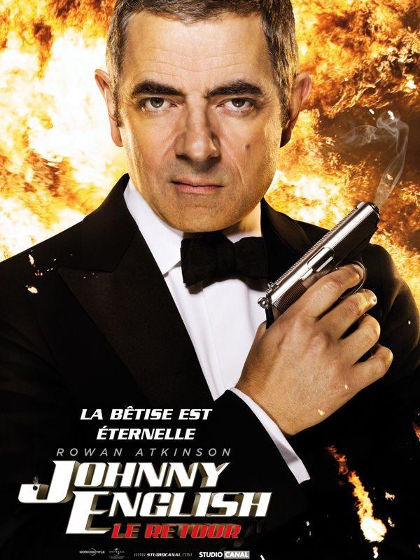 Johnny English le retour: énième parodie de James Bond sauvée des fulgurances de l'époque Mr Bean