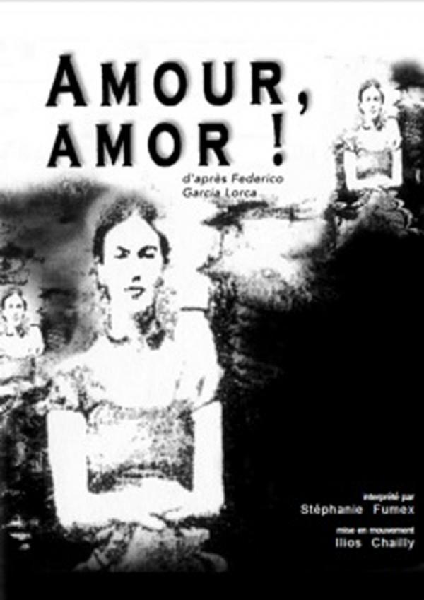 Amour Amor au Théâtre du Temps ( Annonce )