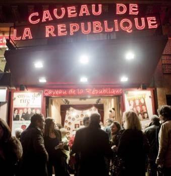 Humour : Le caveau de la République fête ses 110 ans le 13 octobre