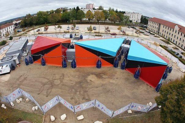 Le Centre Pompidou part en tournée